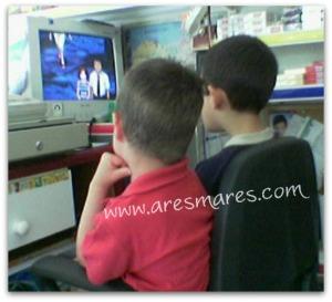 παιδια τηλεοραση